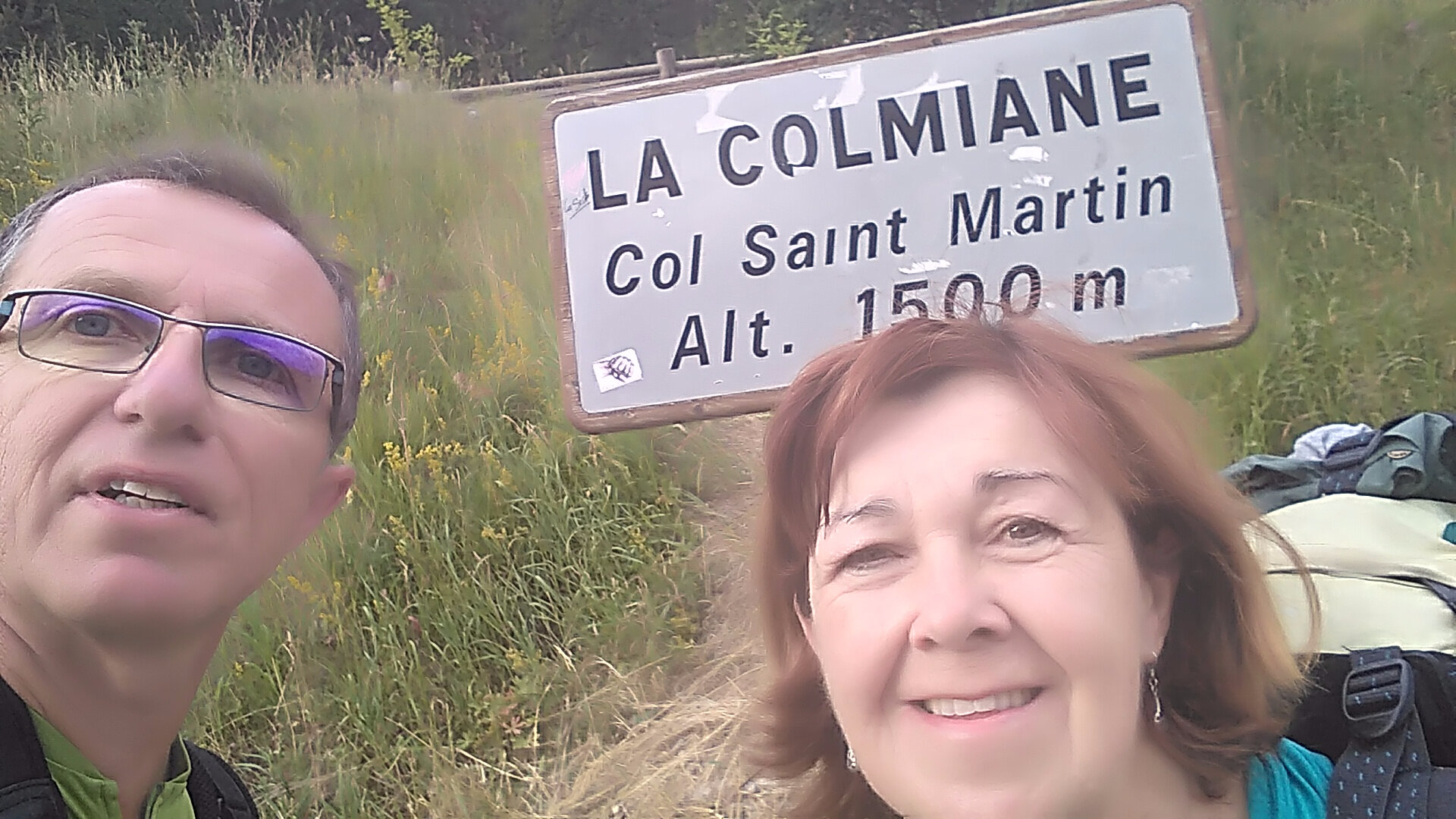 Étape St Dalmas Valdeblore- Belvédère. Jeudi 20 juillet
