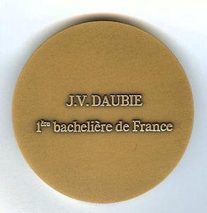 Médaille revers