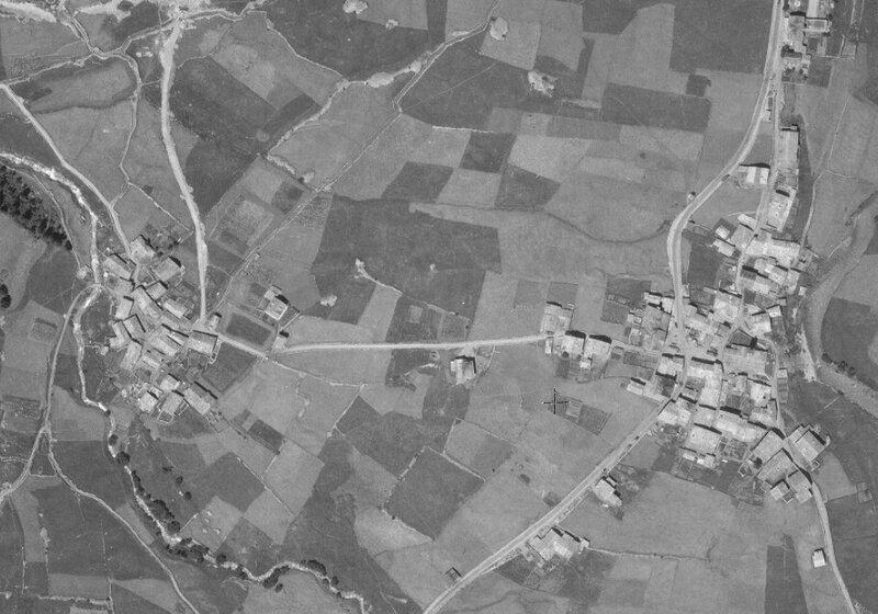 barrage village tigne 1949