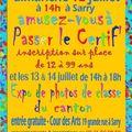 Les evenements 2009 à sarry