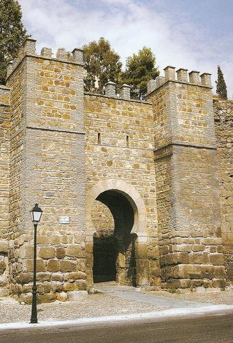 Tolède-Puerta Alcantara