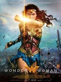Wonder Woman ciné avis