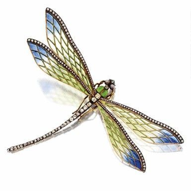 how to say dragonfly in french