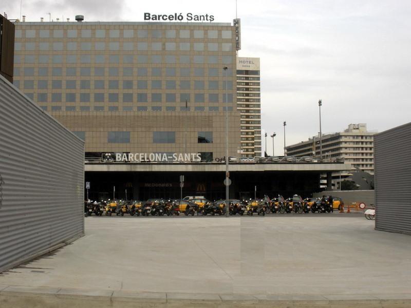 Barcelone Sants (Espagne)