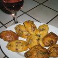 madeleines tomates séchées 09/09