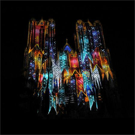 Reims Cathedrale Lumiere Cathedrale-reims-illumination