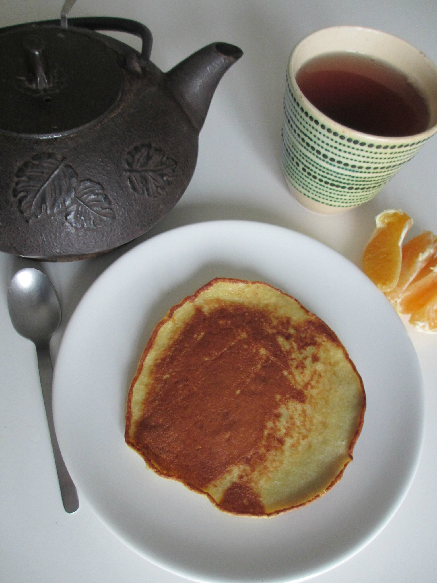 pancakes la banane sans gluten sans lait kmille saveurs. Black Bedroom Furniture Sets. Home Design Ideas