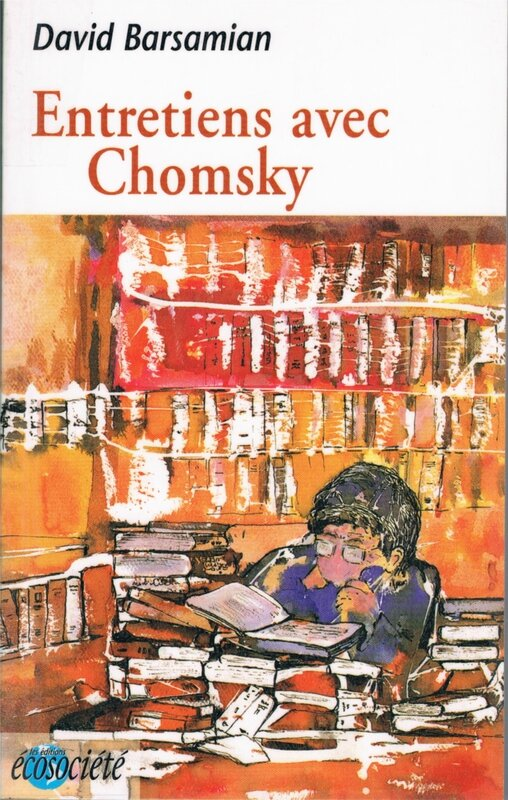 David Barsamian - Entretiens avec Chomsky