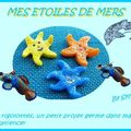 Mes etoiles de mer