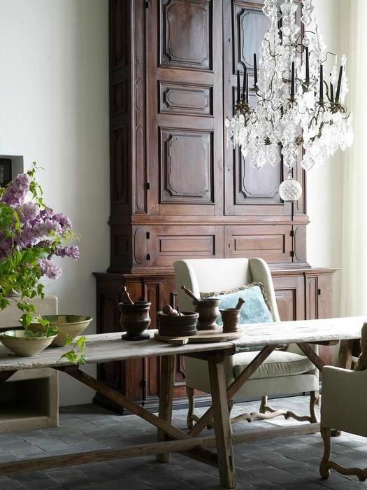 Garnier Interiors via Garnier website as seen on linenandlavender