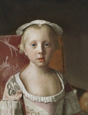 Rarely-seen portraits by Jean-Étienne Liotard on view at the Scottish National Gallery