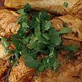 Butter chicken de fred chesneau