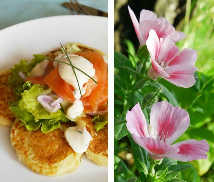 Croquette pure & saumon fumé (1)