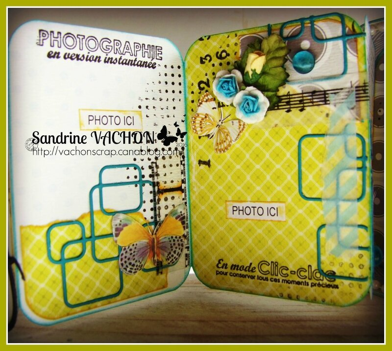 Sandrine VACHON mini album PS62 (10)