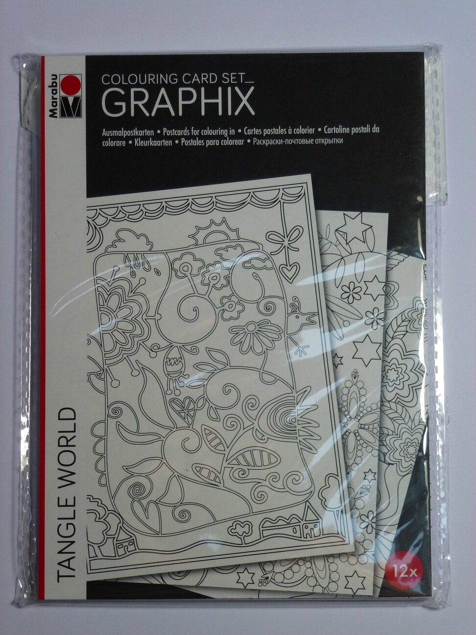 01-20170214 - Carte Grafix Tangle World