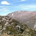 The Cairngorms d'Ecosse