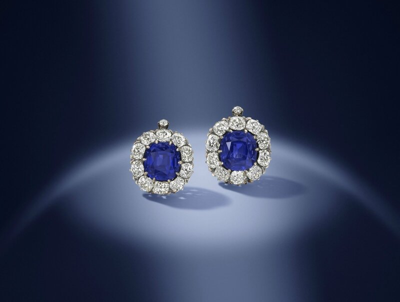 Royal jewels and rare gems achieve top prices at Bonhams Fine Jewellery Sale