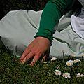 Une jupe d'été