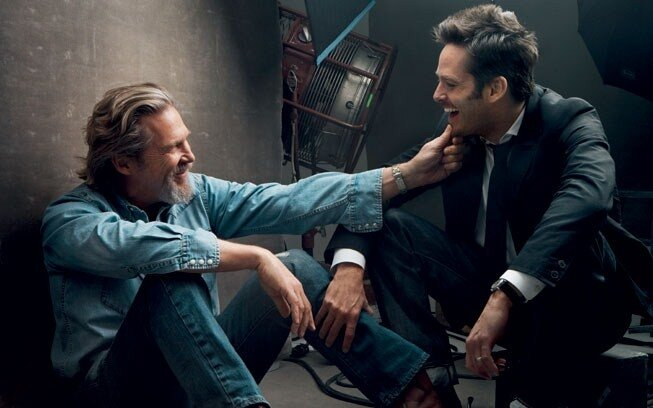 Jeff Bridges et Scott Cooper