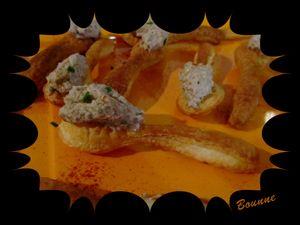 cuillères feuilletées à la rillette de sardine (1)