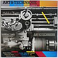 Art & technique, diabolus in mecanica, hi-tec records, lp, 1982