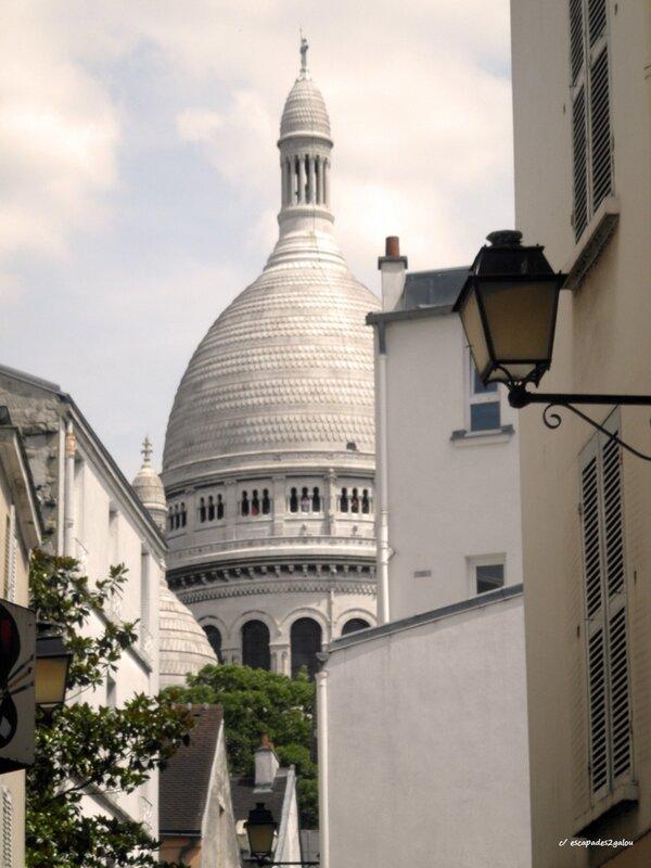 Le Sacré Cœur, symbole de Montmartre