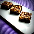 Un brownie / cheesecake 2 chocolats (la recette ultime)
