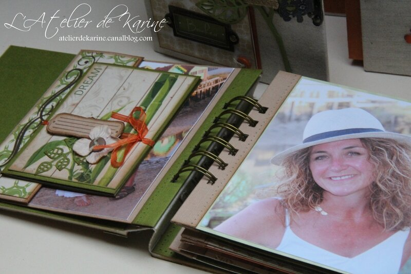 Mini Album et son coffret - Pure Lorelaïl Design 27