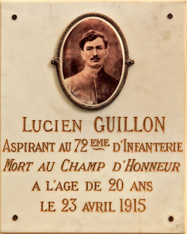 lucien guillon