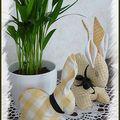 2 lapins