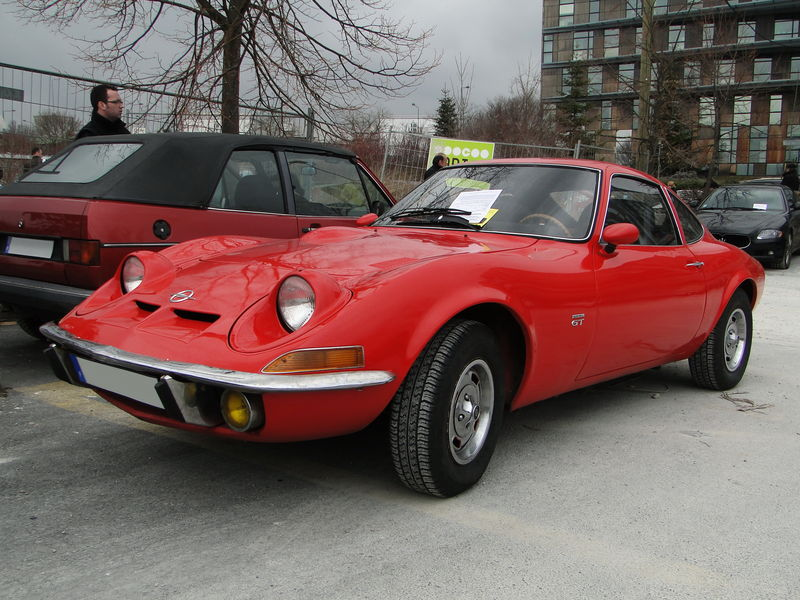 Opel gt de 1968 1973 oldiesfan67 mon blog auto - Salon de l auto reims ...