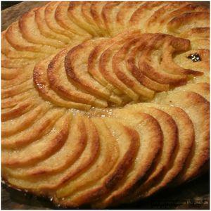 La tarte aux pommes (2)