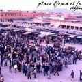 la place djema el fna