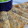 Lavash (Pain plat Armnien) SANS GLUTEN 