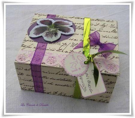 Cadeau Capucine