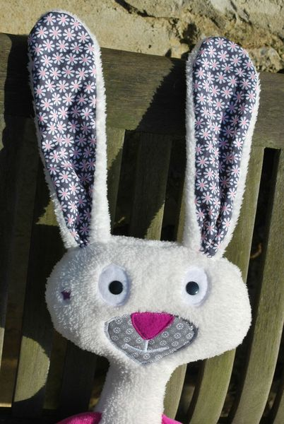 doudou lapin snood camille 007