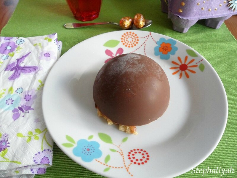Dessert pâques -- 5 avril 2015