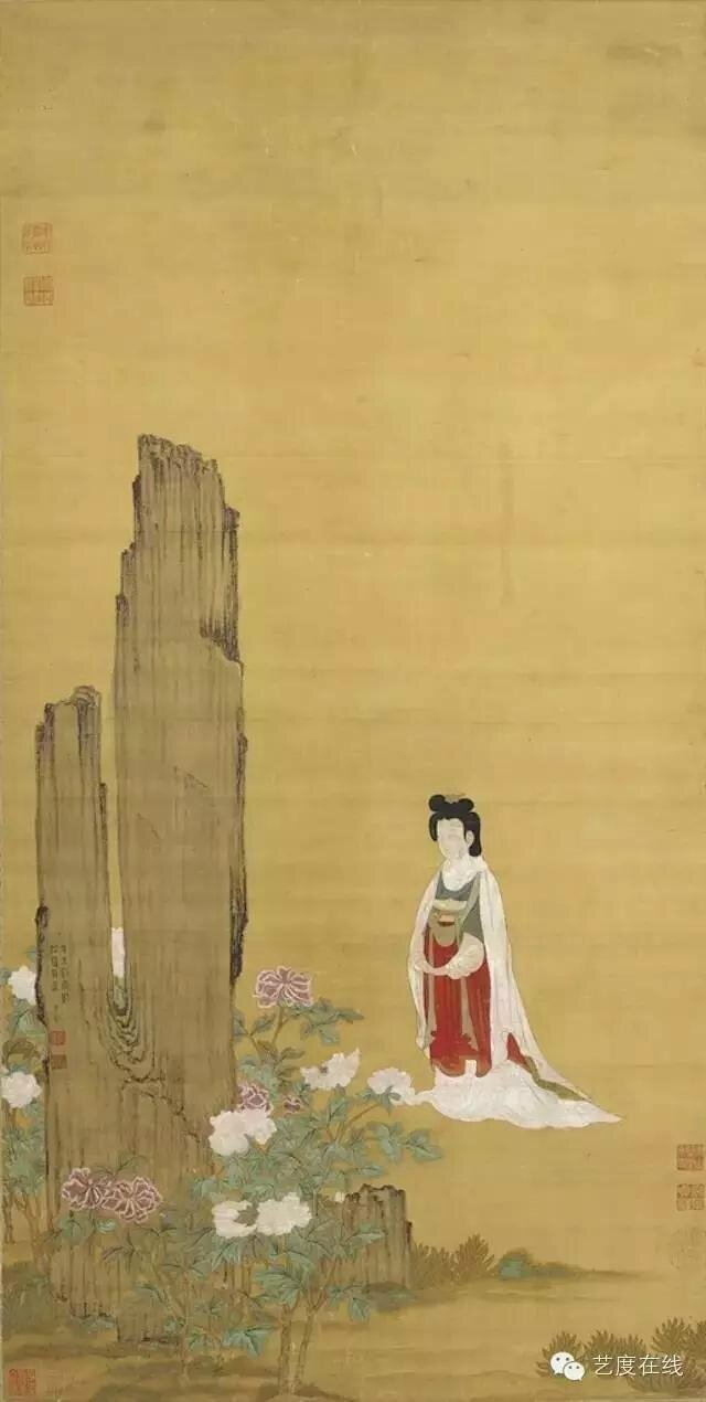 Wen Shu (1595-1634), Rising early in spring to lament flowers