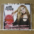 CD promotionnel What The Hell-version japonaise (2011)