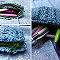 Trousse crochet