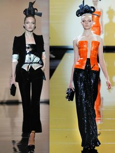 orangeParis Haute Couture Fallwinter 20115