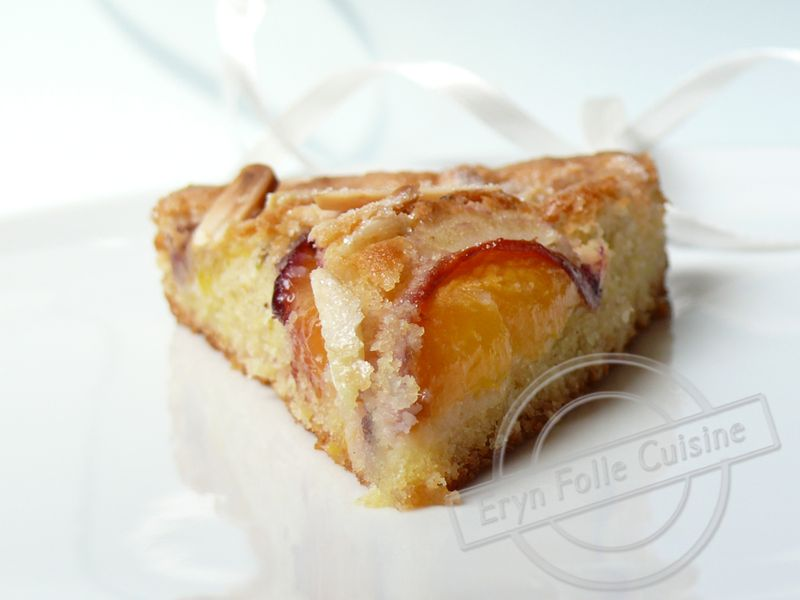 Recette Cake Nectarine