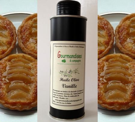 tarte abricots sable vanille