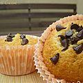 ♥ cupcake vanille/nutella