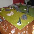 Warhammer 40k : tyranides vs black templars 25 avril 2009