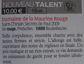 Maurine-Rouge-secrets-de-paul-guide-des-meilleurs-vins-à-moins-de-20-euros-2014