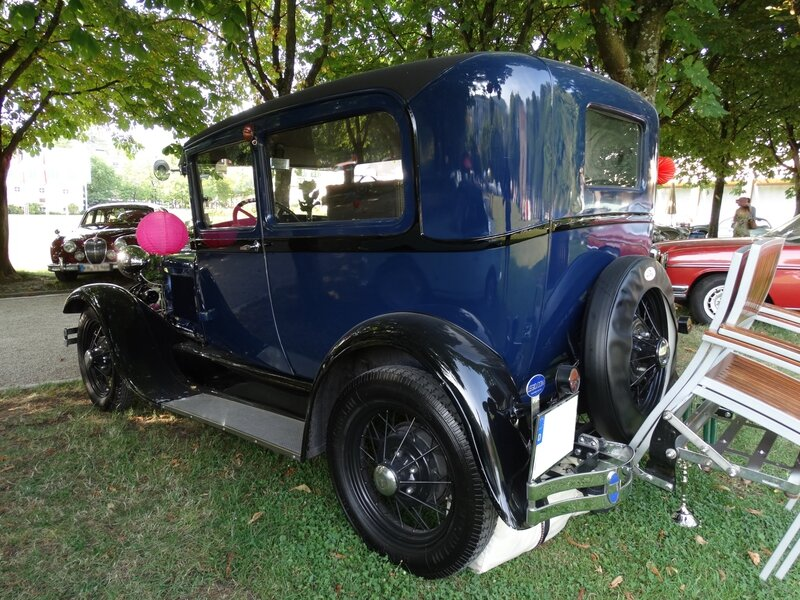 FORD Model A 2door Sedan 1929 Baden Baden (2)