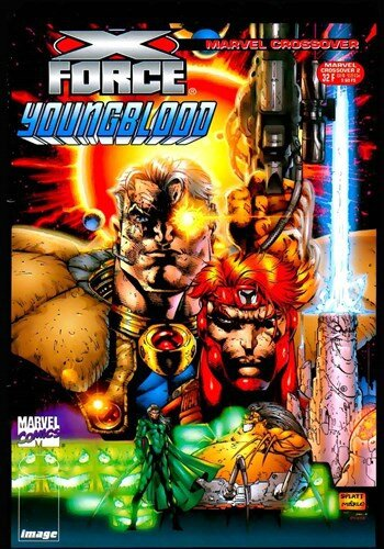 marvel crossover 02 x-force youngblood