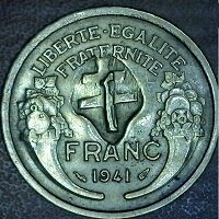 LIBERATION FRANCE 1945 66