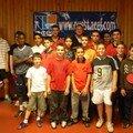 2007 : Tournoi interne Jeunes Toussaint 2007
